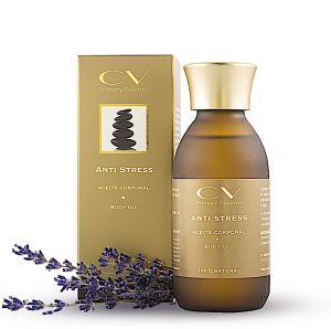 ANTI-STRESS BODY OIL 150 ml CV Primary Essence